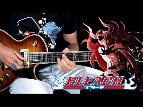 Bleach OST - SOUNDSCAPE TO ARDOR - guitar cover