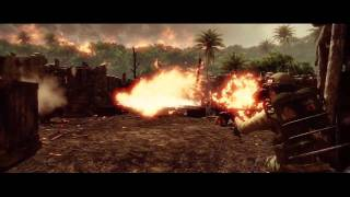 Battlefield: Bad Company 2 Vietnam Trailer