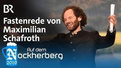 Auf dem Nockherberg 2019: Fastenpredigt von Maximilian Schafroth | Die Starkbierprobe | BR Kabarett