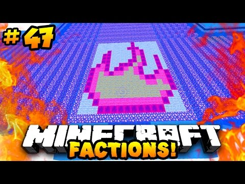"Minecraft FACTIONS VERSUS ""RAIDING THE FIRENATION!!"" #47 