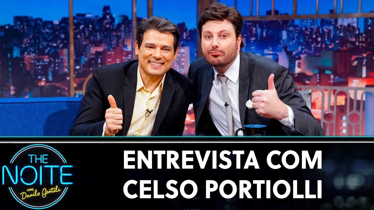 Entrevista com Celso Portiolli  | The Noite (18/07/19)