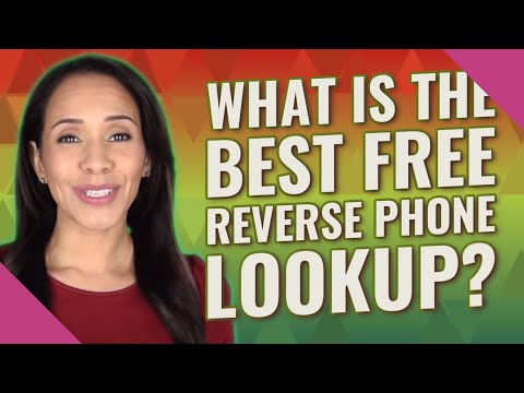 What Is The Best Free Reverse Phone Lookup?