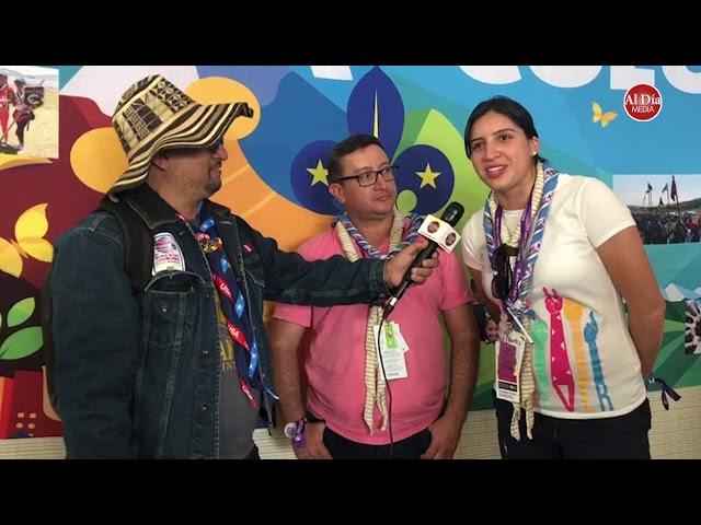 24th World Scout Jamboree Scout Mondial | Wilder M Gómez