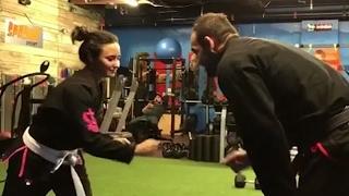Demi Lovato Kicks Her MMA Boyfriend