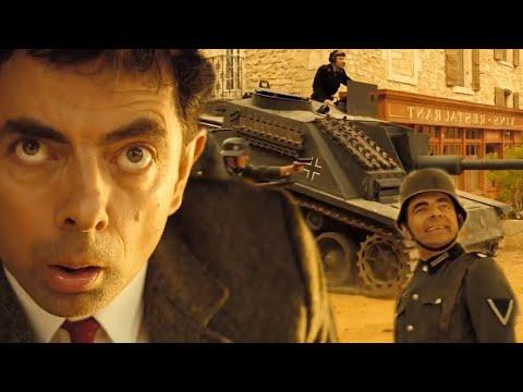 Bean's War Movie?! | Mr Bean's Holiday | Mr Bean Official