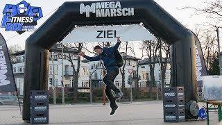 MEGAMARSCH Hamburg 2018: Wandern über die SCHMERZGRENZE hinaus - 100 km in unter 24 Stunden