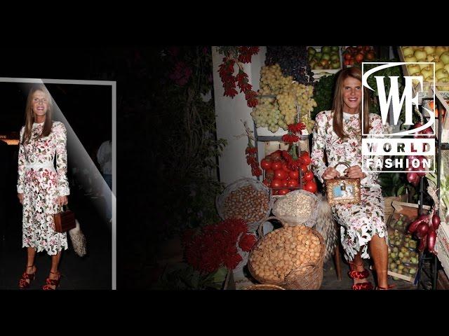 Front Row Dolce & Gabbana Spring-Summer 2016