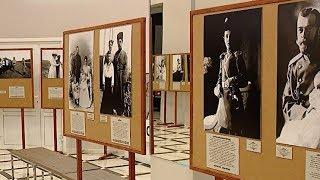 Смотреть видео Выставка «Любовью связанные царские сердца» открылась сегодня в Краснодаре онлайн