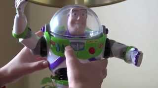 Buzz Lightyear Talking Action Figure Review (#3)