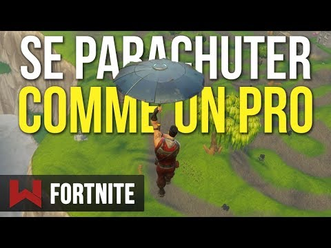 Tuto : Gérer Son Parachute | Fortnite Battle Royale