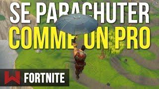 Tuto : Gérer Son Parachute | Fortnite Battle Royale