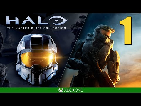 Halo: The Master Chief Collection - Halo 3 Walkthrough Part 1 | No Commentary