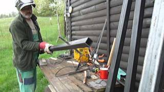 Welding Fence Posts - Part 1