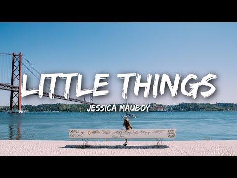 Jessica Mauboy - Little Things (Lyrics)