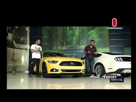 Review of the all new 2017 Ford Mustang