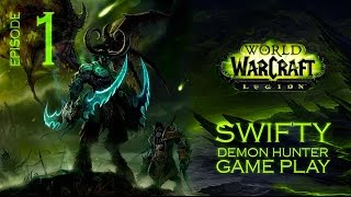 Swifty Demon Hunter Gameplay ep1