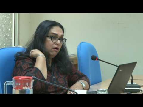 Talk on 'Low-skilled migration and precarious work'