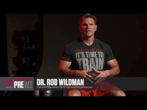 How will Dymatize PreWO Help Your Workout with Dr. Rob Wildman