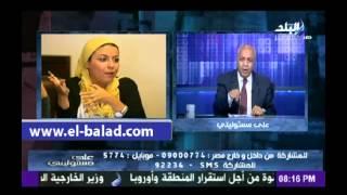 بالفيديو..'بكري': 'القضاء الإداري' أيدت منع إسراء عبد الفتاح من السفر