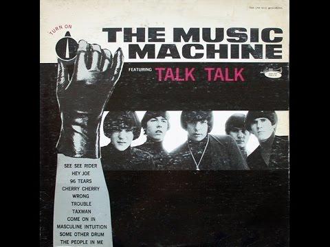 THE MUSIC MACHINE -  HEY JOE
