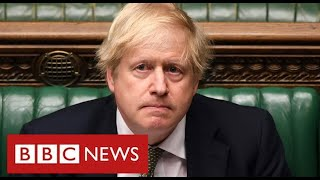 "Boris Johnson accused of pitting ""region against region"" over pandemic funding - BBC News"