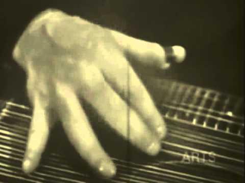 Theme from the Third Man Anton Karas, zither 480p
