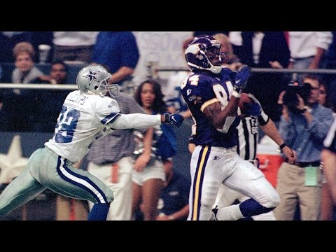 Top 10 Randy Moss Plays | NFL