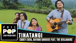 Cooky Chua & Bayang Barrios featuring The Benjamins - Tinatangi [Official Music Video] PHILPOP 2016