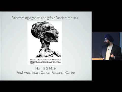 Paleovirology: Ghosts and Gifts of Ancient Viruses on YouTube