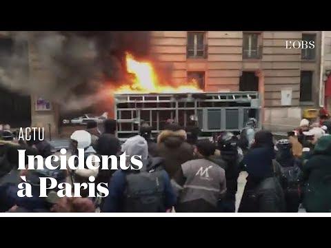 Incidents en marge