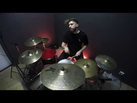 Jacopo Volpe - Post Malone - Over Now (Drum Cover)