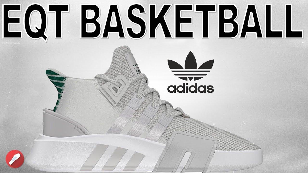 b05db1c1a053 Adidas EQT Basketball Shoe LEAK! The Sole Brothers