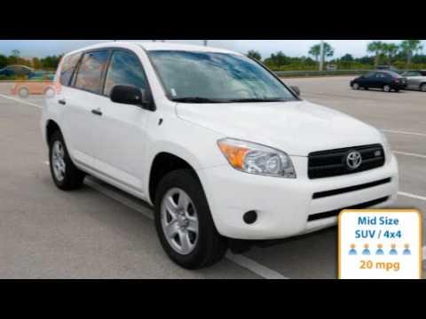 Car Hire Orlando >> US Car Hire: Midsize SUV - YouTube