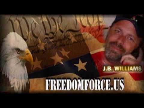 Part 2 - JB Williams - FREEDOMFORCE.US