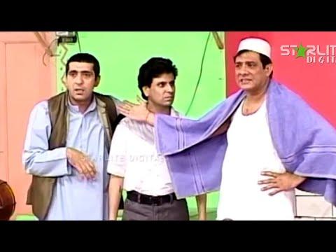 Best Of Zafri Khan and Tariq Teddy Stage Drama Full Funny Comedy Clip