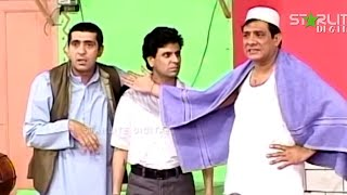Best Of Zafri Khan and Tariq Teddy Stage Drama Full Funny Comedy Clip