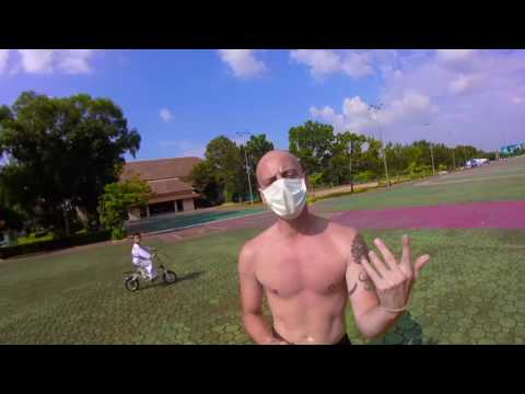 Youtube: Paranoyan – Freestyle – quelque part en asie #1
