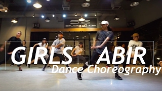 GIRLS by ABIR Dance Choreography by Pearrie Hammie
