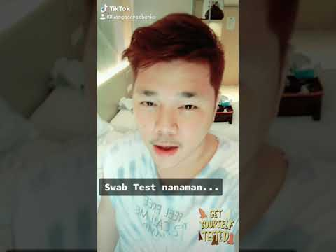 swab test nanaman