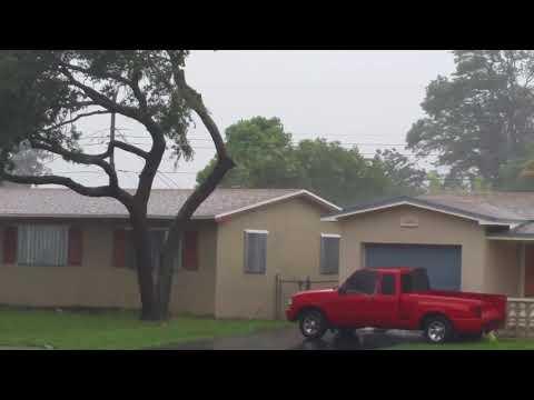 Hurricane Irma 2017 Pembroke Pines Florida