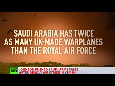 'Grave danger': Boris Johnson urges to continue UK-Saudi arms sales despite Yemen funeral bombing