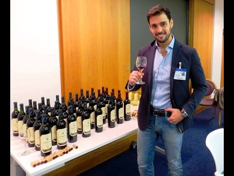 Urbina Rioja Tasting at the Coutts Wine Society in London