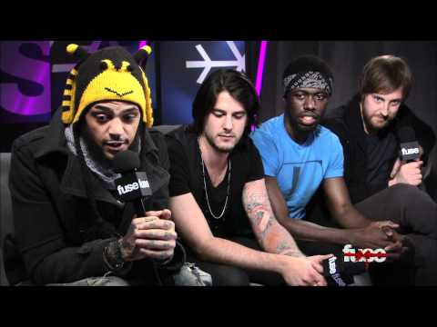 Gym Class Heroes Interview - Jingle Ball 2011