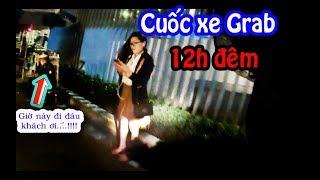 #28 - Chuyến xe ôm 12h đêm ~ chị khách quá dễ thương !!!!