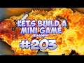 Minecraft Xbox - Lets Build A Mini Game World - 203 - BLIND FIRE!