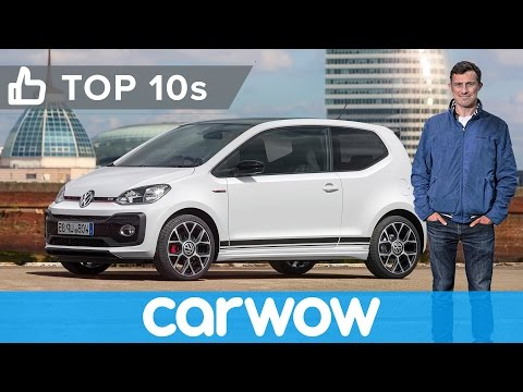 Volkswagen up! GTI 2018 – as good as the Mk1 Golf GTI? | Top10s