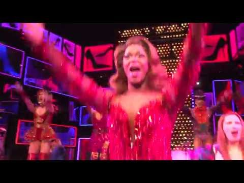 Kinky Boots national tour montage