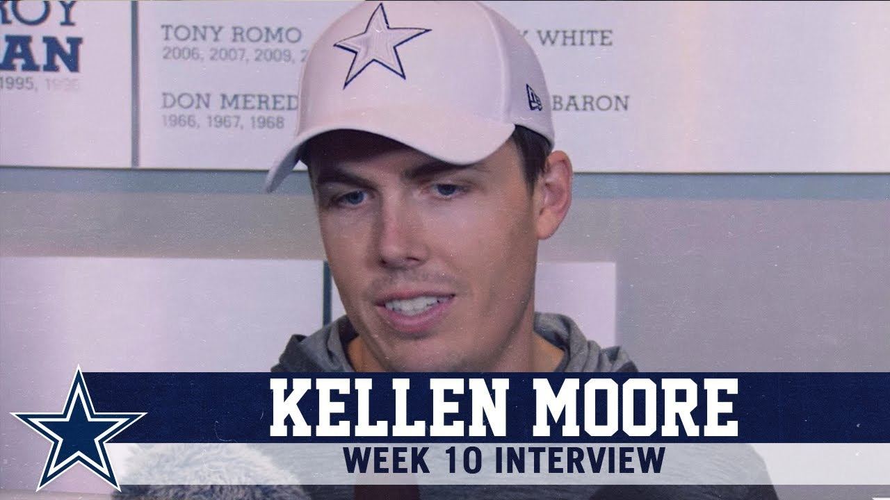 Kellen Moore How To Overcome Slow Starts Dallas Cowboys 2019