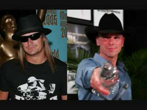 Kenny Chesney Kid Rock- Luckenback, Texas