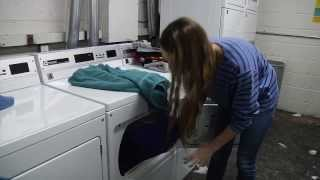 Clarkson University Student Life Hack #1: Drying Clothes Faster
